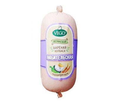 Колбаса вареная любительская Vego фото