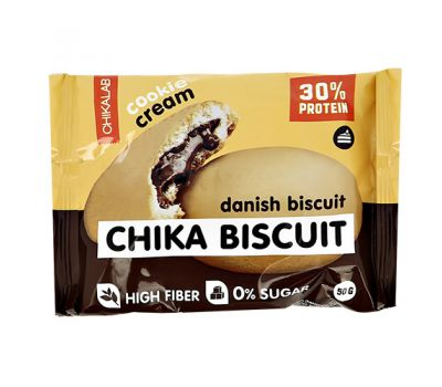 Печенье Бисквит датский Chikalab фото1