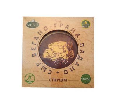 Сыр вегано-грана-падано с перцем фото