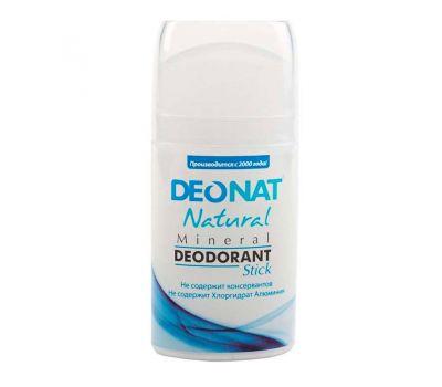 Дезодорант-кристалл чистый выдвигающийся Deonat фото