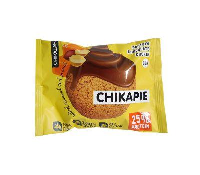 Печенье протеиновое Арахис Chikalab фото