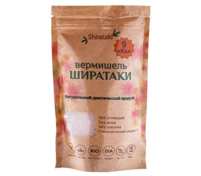 """Вермишель Ширатаки """"паутинка"""" фото1"""