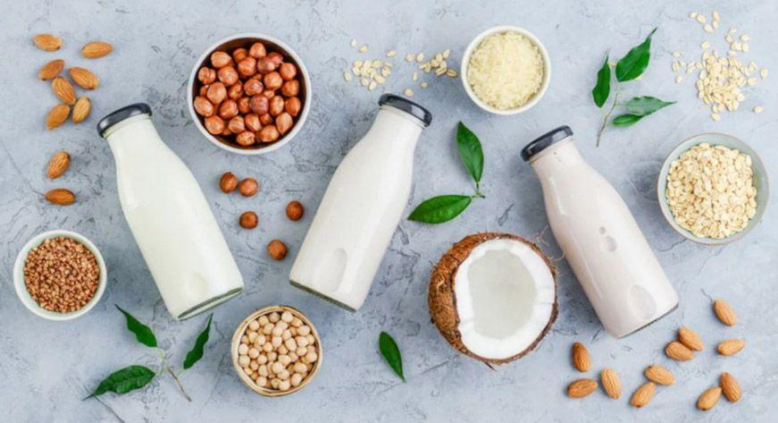 Лучшее растительное молоко для поклонников ЗОЖ и ПП